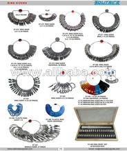 Ring Sizer Gauge,Ring Sizer,Ring Gauge,Plastic Ring Sizer,Aluminium ring Sizer,Bangle Sizer