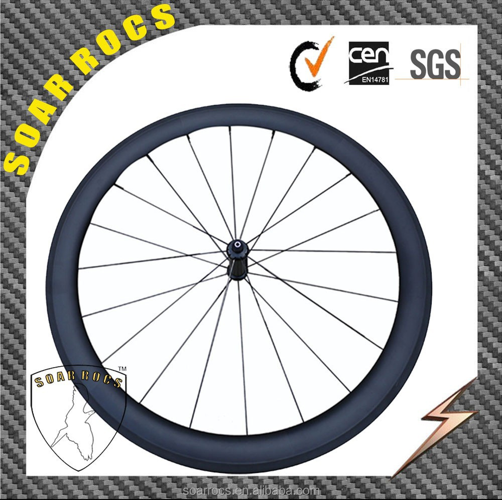 SoarRocs road bike 23mm width China carbon wheels clincher 50mm ruedas carbon 50mm clincher wheelS