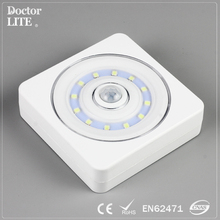 Useful ABS 3xAAA LED motion sensor light for Indoor Using