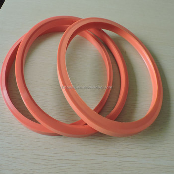 Rubber Round Gasket/ Steel Material Flat Gasket For Industry ...