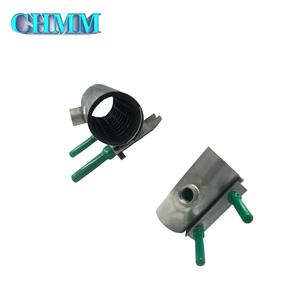 Quick Connect Repair Clamp Rubber Reducing Coupling Tee