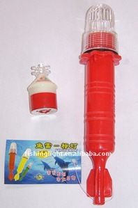 beacon light used on the sea,also used on the fish net.It can let people see where is you are