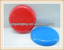 outdoor promotion toy mini 9cm plastic frisbee