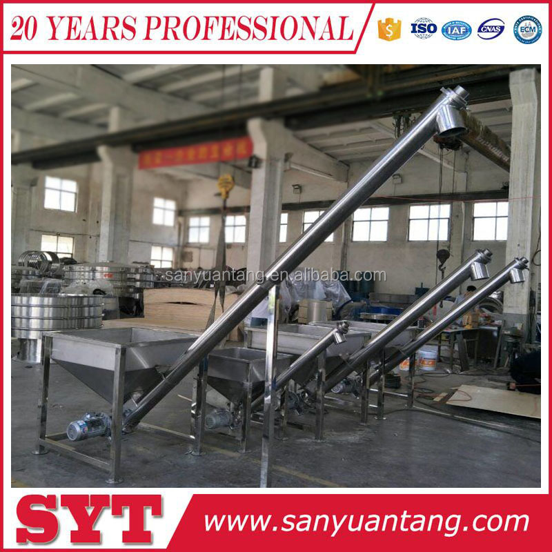 small grain augers