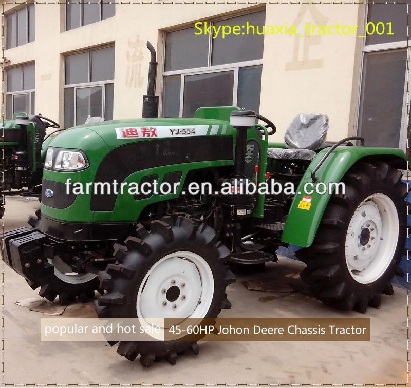 40-55hp Japanese Used Tractors Kubota