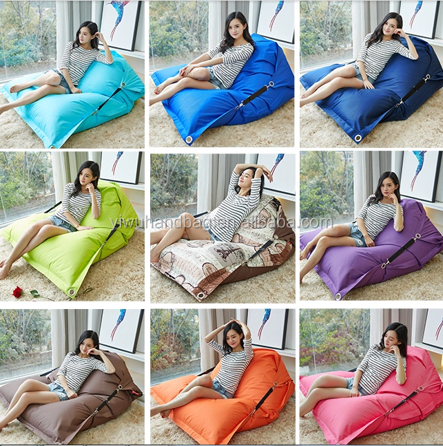 Colorfull strong big big extra large bean bag with price