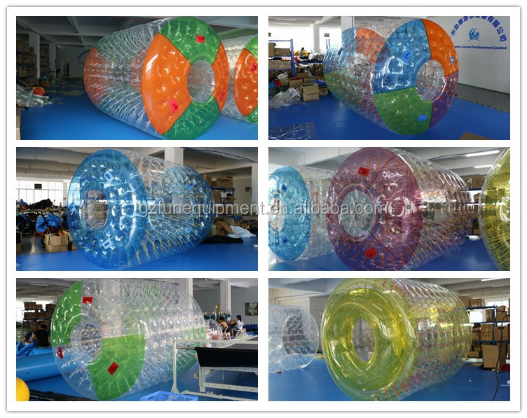 more colorful water ball