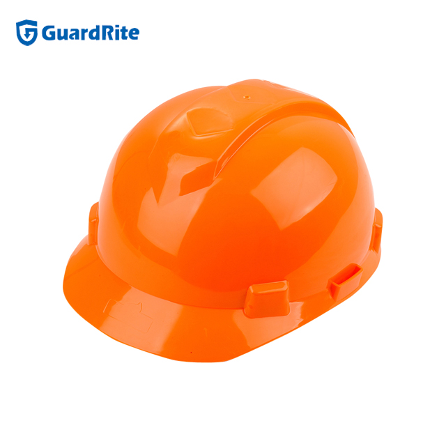 GuardRite brand CE & ANSI Standard Industrial and Construction Safety Helmet