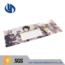 High Quality CustomWater Proof Wide Eco-Friendly Gaming Mouse Pad