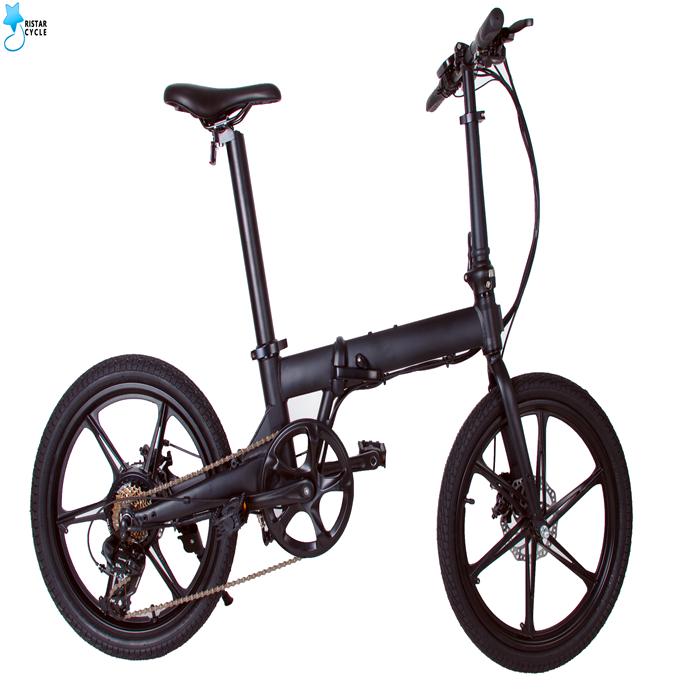 Falten Elektrische Fahrrad Mit Pedal 350 W Rollschuhe, Skateboards Und Roller Elektro-scooter
