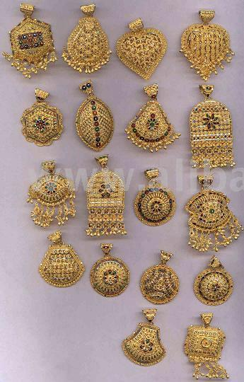 22k Gold Pendant Sets Buy Gold Jewelry Product on Alibabacom