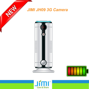 Video Surveillance CCTV Camera System with PIR Sensor detect Wireless Camera can support 3G Sim card