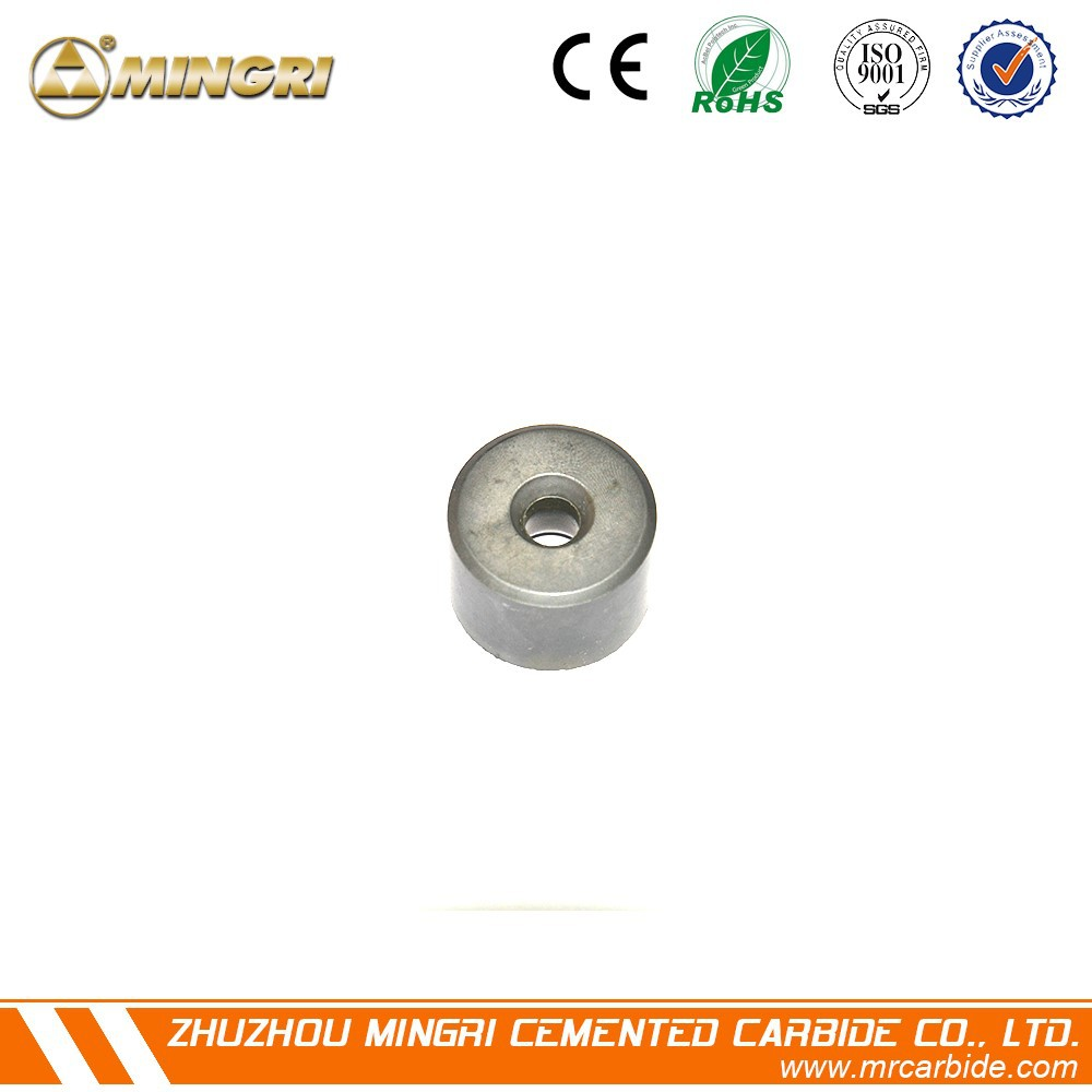 Fine cemented carbide square wire drawing dies
