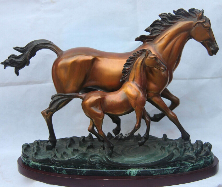 small horse statue 3d - photo #6