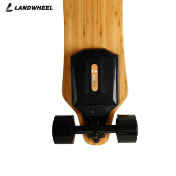 Trade Urance Landwheel Electric Skateboard Motor With Remote Control Skate 4 Wheel Drive