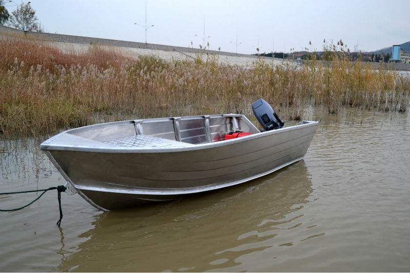 New Good Deep V Hull Aluminum Boats For Sale