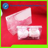 Customized Makeup Brush Kit Packaging Box make Up Tool Plastic folding Box