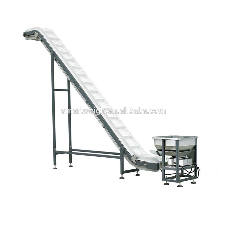 Smart Weigh pack incline bucket elevator conveyor free quote for foof handling-4