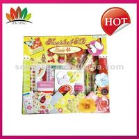 Paper Scrapbook Album Kit-Garden