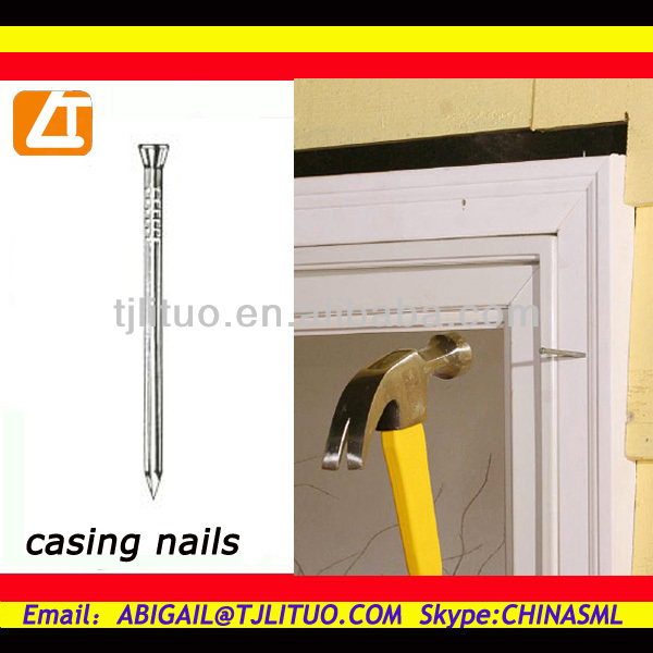 Tianjin supply excellent quality Case nails casing nails