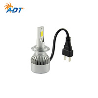 ADT China Factory Supply High Power Hot Selling Led Lights Canbus Car Headlight Led for F2 H7
