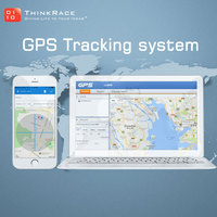 GPS tracking system / gps software / smart vehicle tracking system with open source code by Thinkrace Amber360