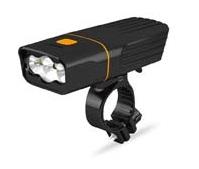 330mah内蔵バッテリーusb充電式ledレッドバイクリアライト