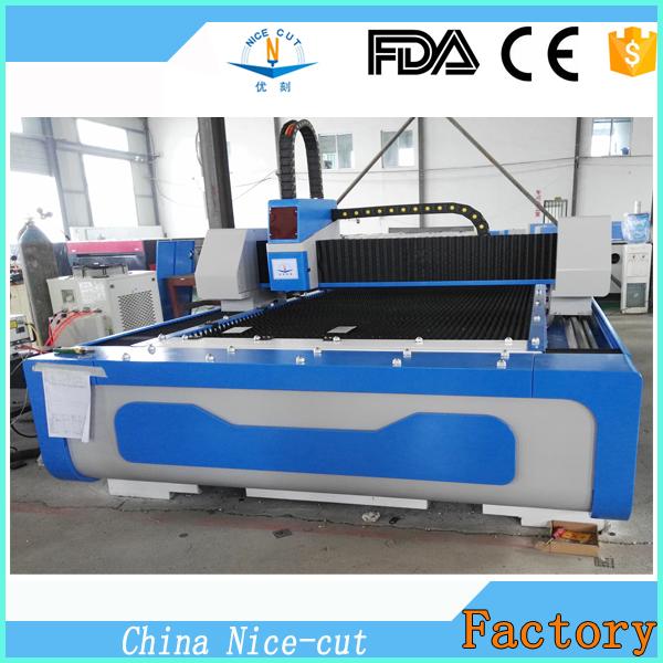 fiber optic laser cutting machine