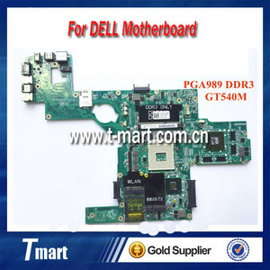 China For Dell Xps L502x Motherboard, China For Dell Xps