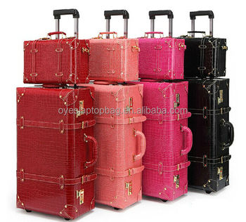 22 Inch Leather Girly Luggage Bags Top 10 Luggage Sets Vintage ...