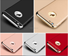 For Iphone 7 PC Hard Case 3 in 1 Slim Electroplate Hybrid Skin Cover Shell Phone for Iphone 7 plus
