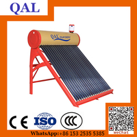 200l High absorption latest design domestic solar water heater
