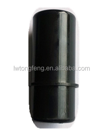plastic guide bushing /steel weight stacks/body equipment parts