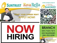 Hiring 50 Experience Real Estate Agents for I-net Branch Suntrust Properties Inc