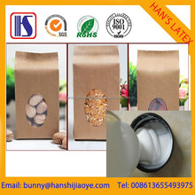 Han's BOPP film composite Polyurethane stained laminated adhesive for dry kraft paper cement bag