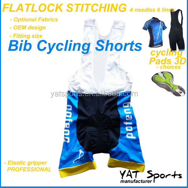 Team specialized padded cycling bib shorts bicycle bibs