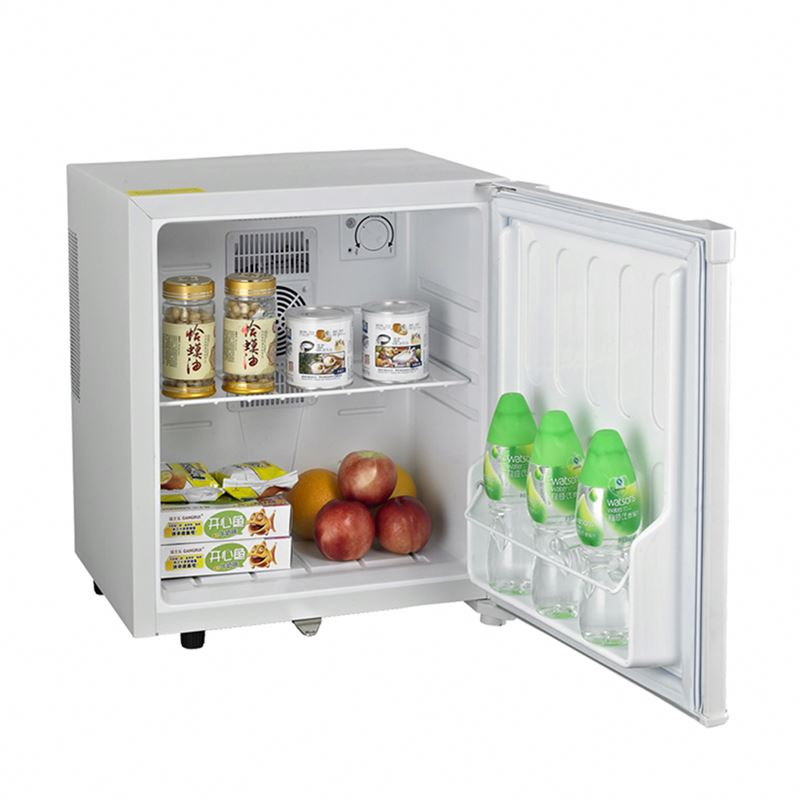 The latest low noise small office refrigerator