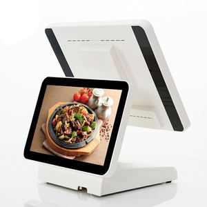 China Stock dual display pos with Rfid reader