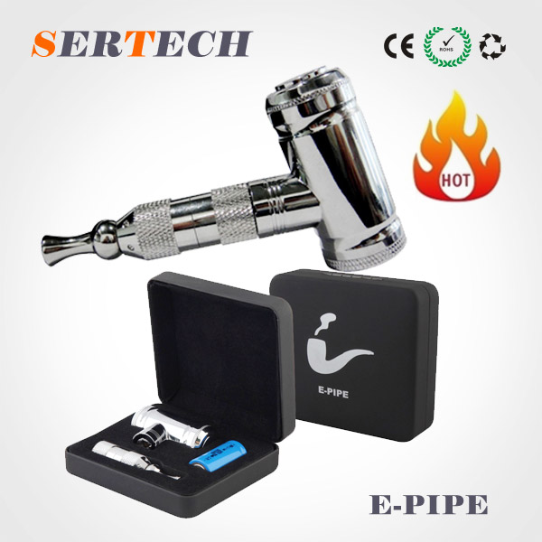 Top selling best quality Vapor e pipe 2013 newest Can Replacement Cartomizer and touch model smoking e pipe 618