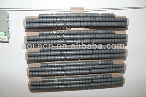 Roll chains plastic top chains/ Flat top chains maker