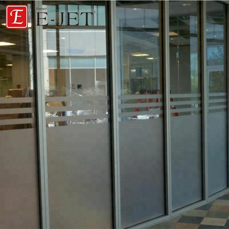 1,22 х 50 м матовый матовое самоклеящиеся стекло виниловые обои для украшения оконная пленка