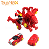 Latest Promotional Cheap Plastic Mini Crash Transform Toy Car For Children