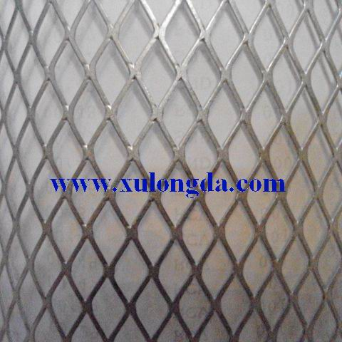 High Quality galvanized steel expanded metal sheet