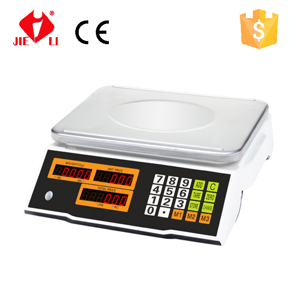 30kg 40kg Portable Digital Weighing Scale with Stable Platter