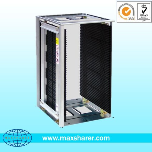 Maxsharer hot sell SMT esd magazine rack for pcb storage