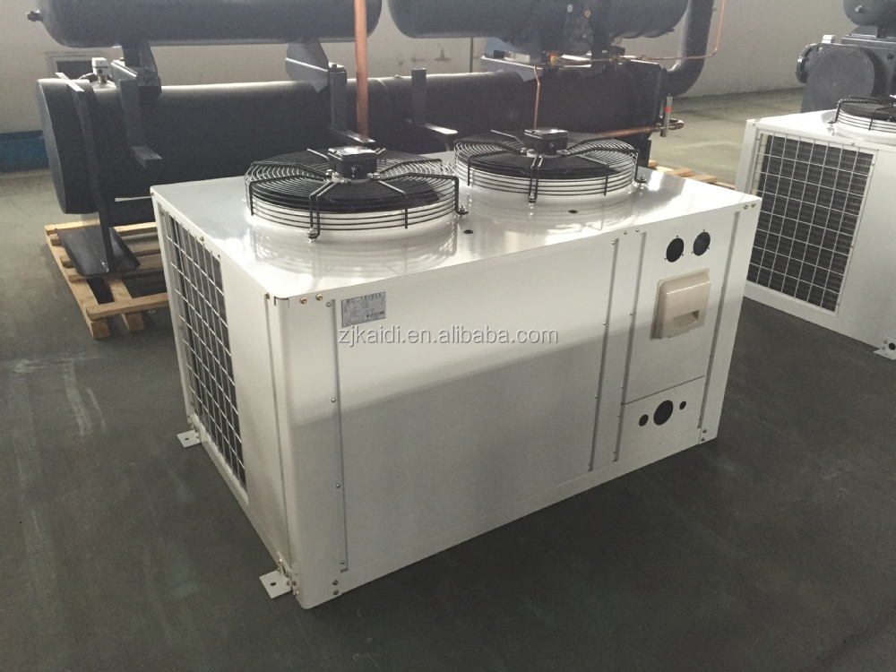 Box Type Condensing Unit With copeland scroll compressor ZB114