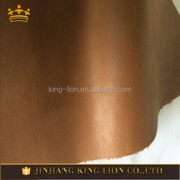 Oil Tanned Genuine Leather
