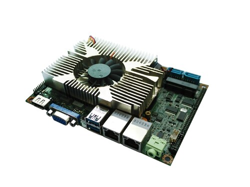 3.5inch integrated intel QM87/HM87 to support intel haswell-M processor i3/i5/i7 mainboard with 8Gb RAM