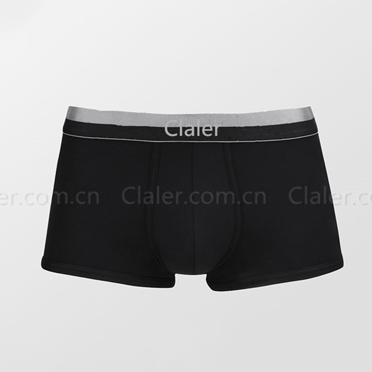Black Seamless Great Mens Underwear Wholesale Cycling Underwear Manufacturers In China