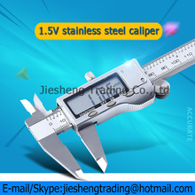 Digital Stainless Steel Vernier Caliper 0-100mm 0-150mm 0-200mm 0-300mm with LCD Display
